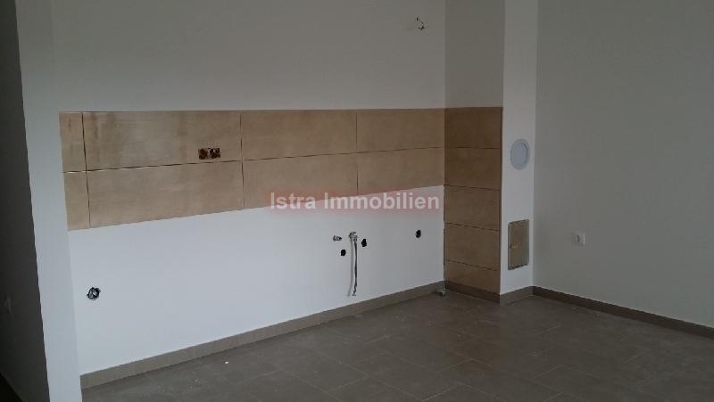 Pula Kaštanjer novi stan sa dvije spavaće sobe