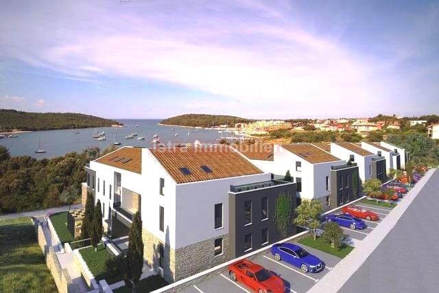 Medulin Banjole apartman 52m2 50m od mora i plaže pogled more