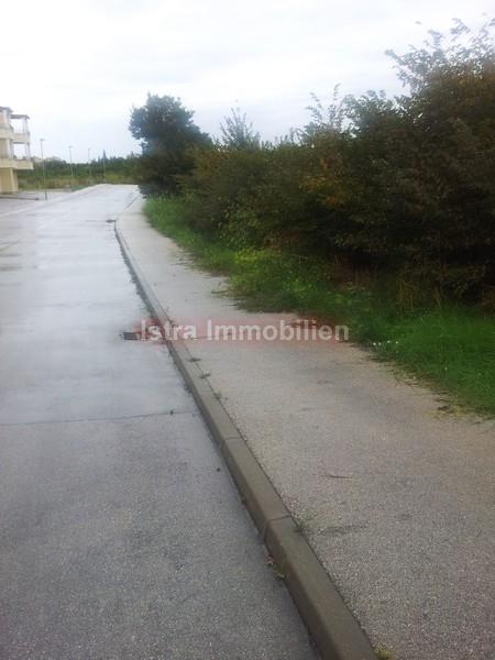 Plac , Pula , Prodaja | Istra Pula Građevinsko Zemljište 450M2 Sa Svom Infrastrukturom