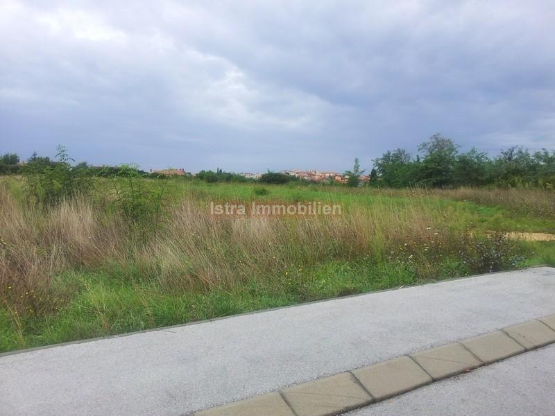 Istra Pula zemljište 7760m2 sa infrastrukturom