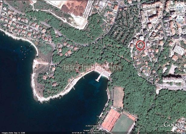 Pula Valkane kuća na atraktivnoj lokaciji 200 m od mora
