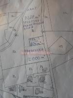 Istra, Marčana, okolica, građevinsko zemljište 2000m2 za investiciju (Villa)