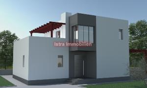 Barbariga - samostojeća moderna vila, blizina mora