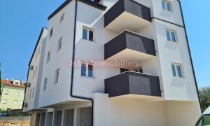 Pula, Monte Magno  Novi stan u izgradnji na extra poziciji sa pogledom na grad