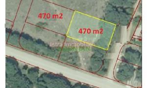 Barbariga građevinsko zemljište 470 m2