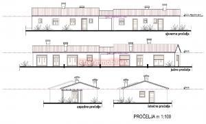 Fažana Štinjan -Pula  Nova prizemnica -apartman s vrtom u izgradnji