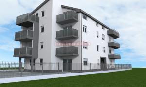 stan  Fažana-prodaje se novi apartman u Fažani sa EXSTRA pogledom na more