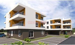 Peroj- apartman 40 m2 + vrt 100 m2