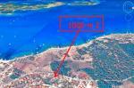 Fažana građevinsko zemljište 1000 m2